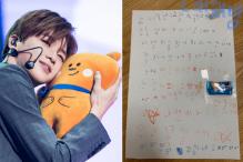 6 Yaşındaki Hayranı Kang Daniel'i Sevimli Bir Şekilde Korumak İstiyor