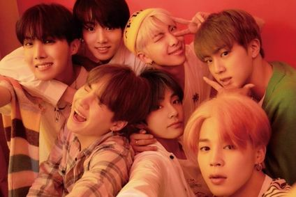 BTS Boy With Luv ile Billboard'da 8. Sırada