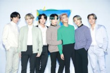 BTS Yeni İngilizce Single'ı İçin Başlık Posterini Yayınladı