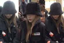 Havaalanında Taeyeon'u Gören Fanlar İdol İçin Endişeleniyorlar
