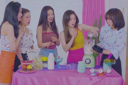 Red Velvet 5.Yıl Dönümünde Milkshake İçin Özel MV Yayınladı