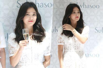Song Hye Kyo Boşanma Haberinden Sonra İlk Kez Görüntülendi