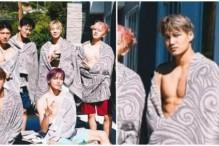 SuperM Havuzda Çekilen Fotoğraflarını Hayranlarıyla Paylaştı