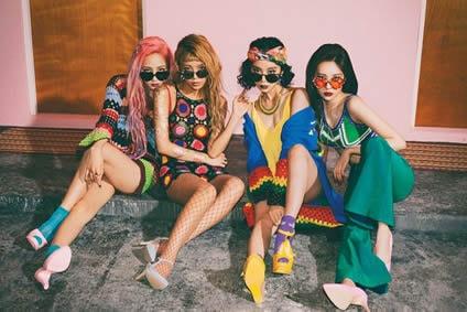 Wonder Girls Üyeleri